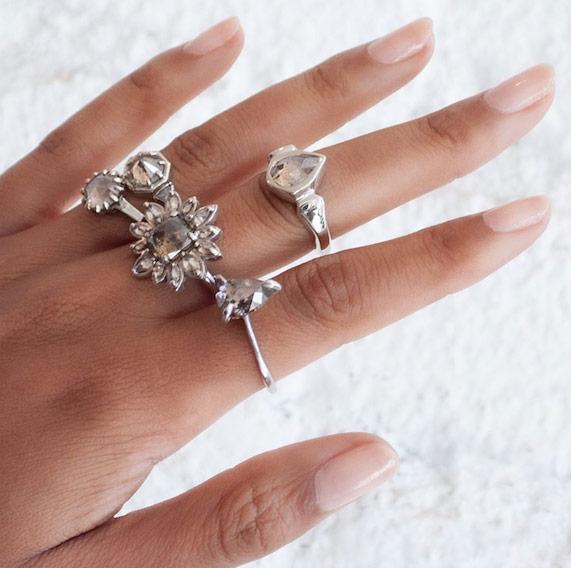 Lauren Wolf Jewelry rings