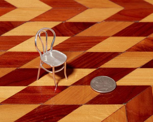 Marla Aaron chair