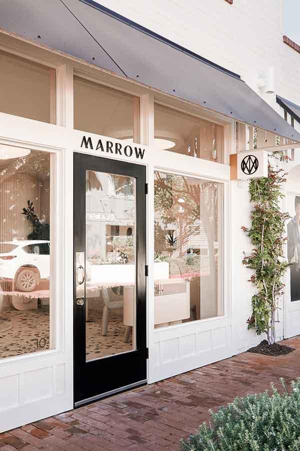 Marrow Fine Jewelry Newport Beach exterior