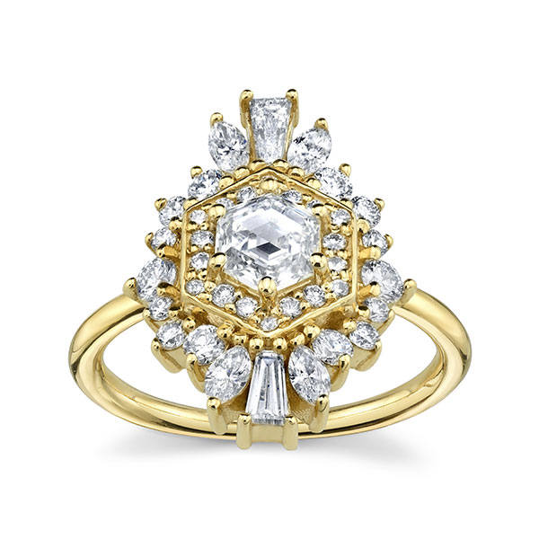 Marrow Fine Jewelry Stella engagement ring
