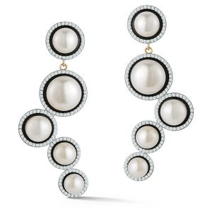 Mateo pearl earrings