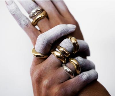 Sade Heirloom rings