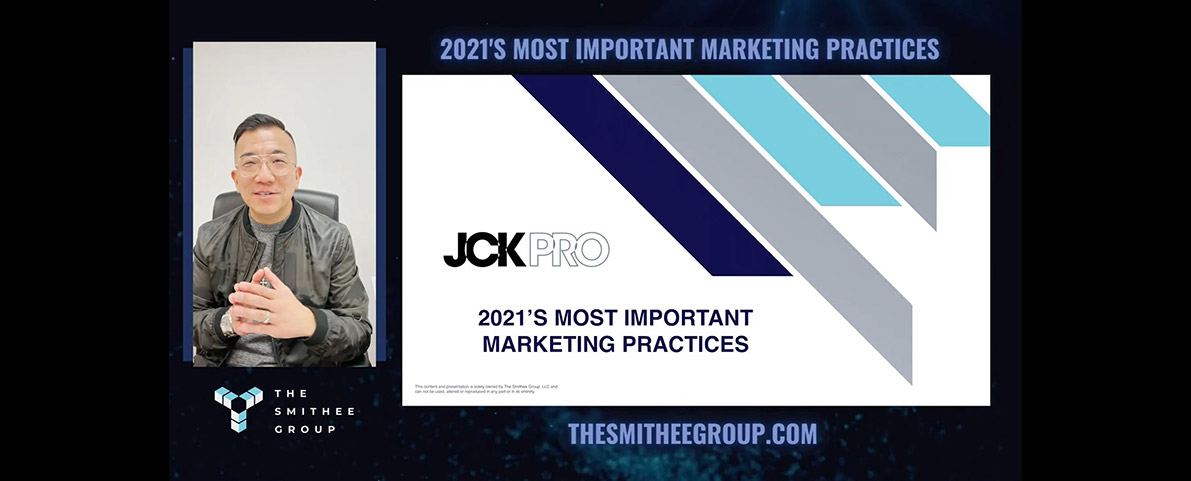 2021's Most Important Marketing Practices