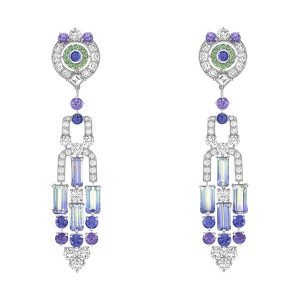 Van Cleef Arpels Cepheide earrings