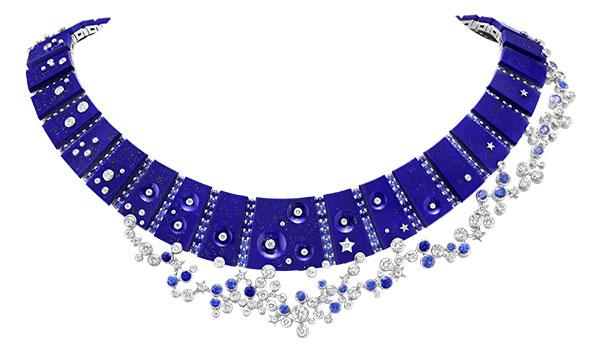 Van Cleef Arpels Ciel de minuit necklace