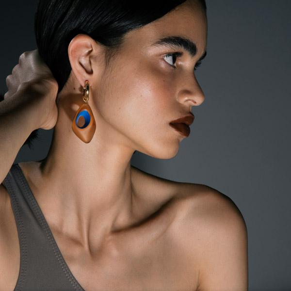 Vanda Jacintha Individuality earrings