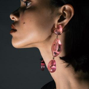 Vanda Jacintho earrings