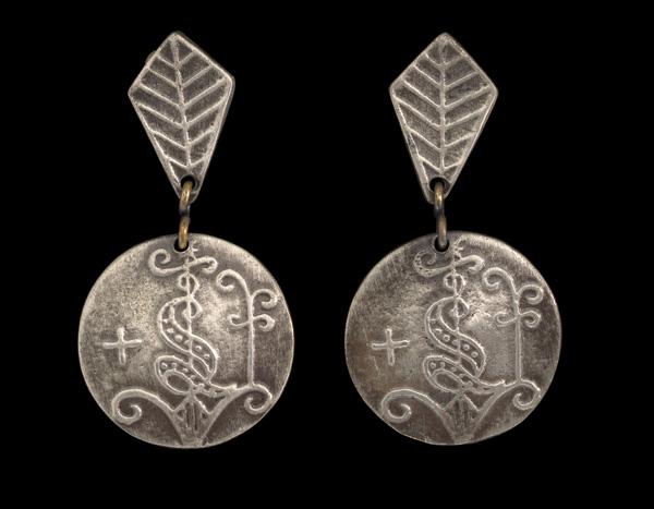 Winifred Mason Chenet earrings