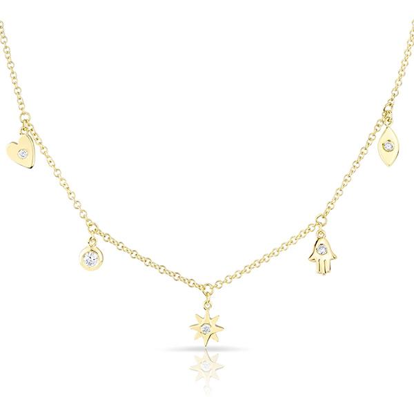 Anne Sisteron Penelope necklace
