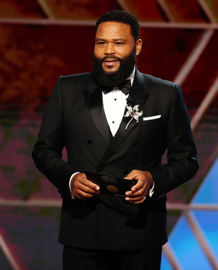 Anthony Anderson Chopard