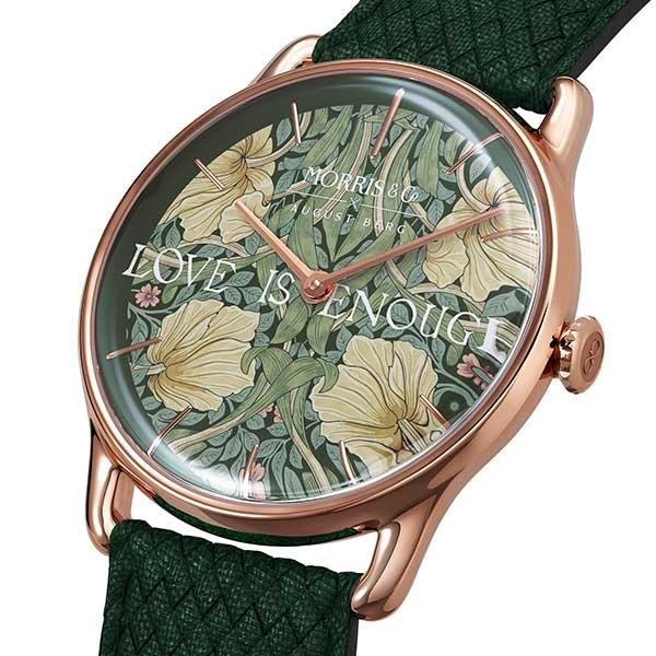 August Berg Morris Co Pimpernel watch