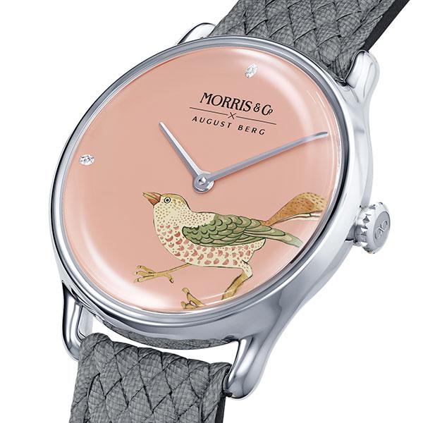 August Berg Morris Co Primrose bird watch