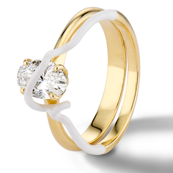 Bea Bongeasca diamond ring