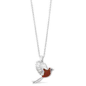 Dune Jewelry cardinal necklace