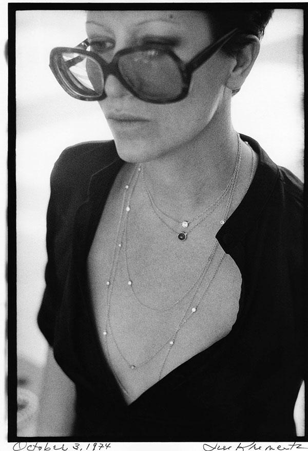 Elsa Peretti With Glasses
