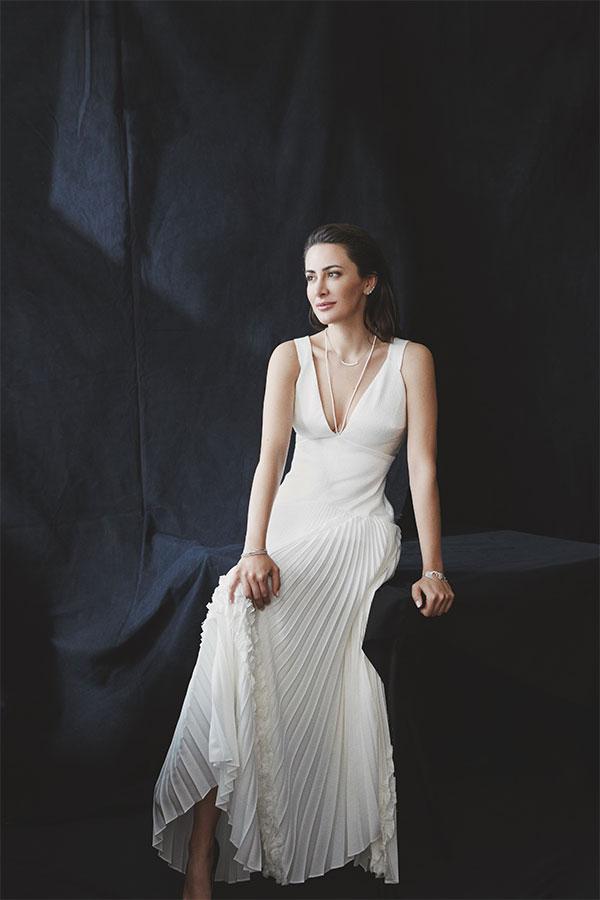 Fatma Altinbas portrait