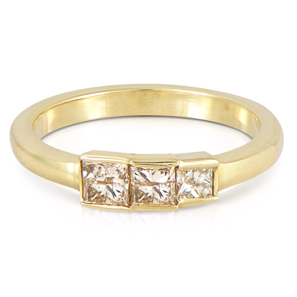Flora Bhattachary princess diamond ring