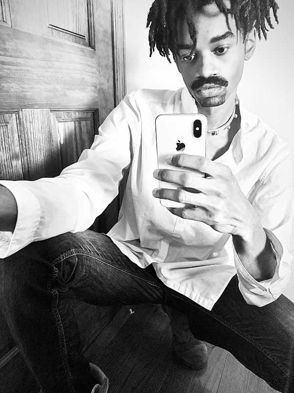 Jameel Mohammed portrait