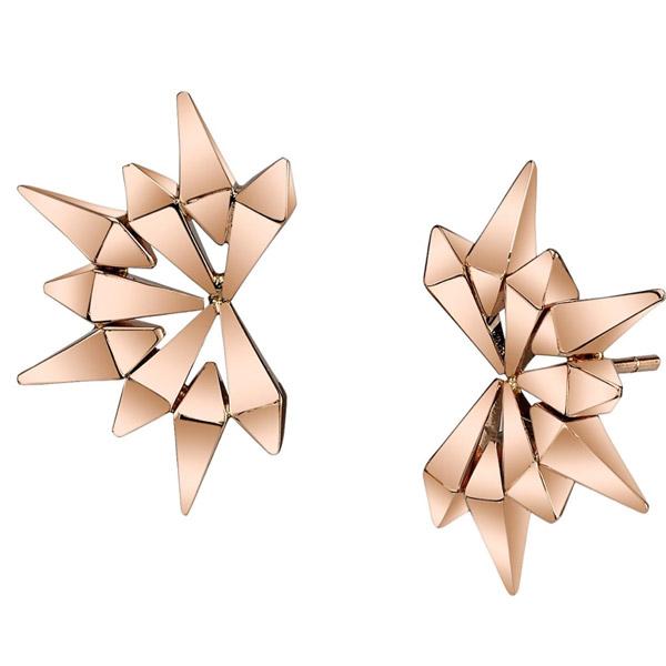 Karma al Khalil earrings