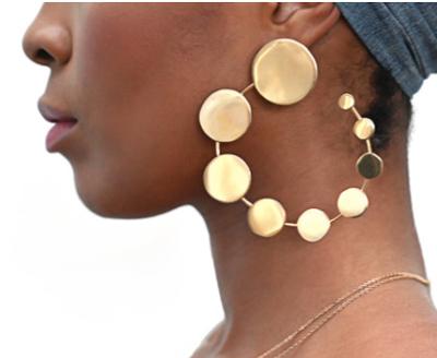Made by Malyia earrings