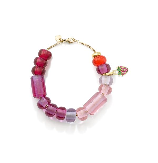 Robinson Pelham Arcadia-pink-ombre-bracelet
