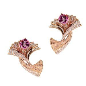Simone ballerina earrings