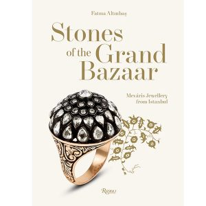 Stones of the Grand Bazaar book cover