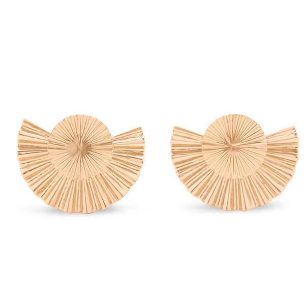 Studio Tara Mulino Fan earrings