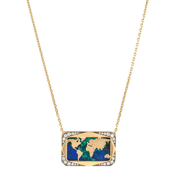 Venyx mini Atlas necklace