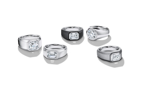Tiffany male engagement rings