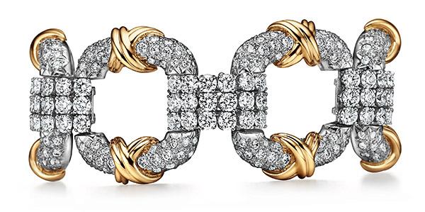 Andra Day Schlumberger Tiffany bracelet