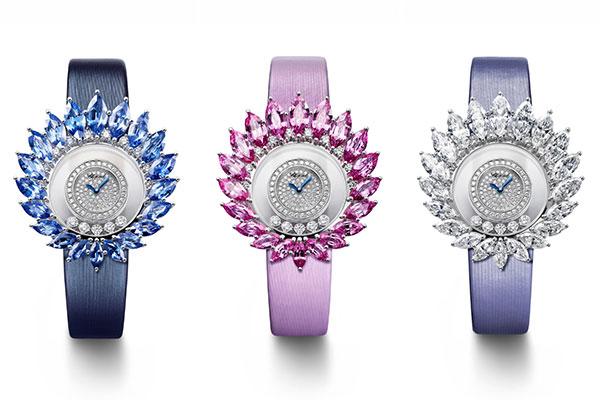 Chopard Haute Joaillerie watches