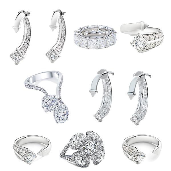 Cynthia Erivo Forevermark Jewelry SAG
