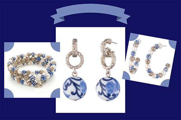 Gerogina Chapman costume jewelry