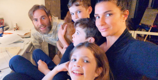 Haisch Family Selfie