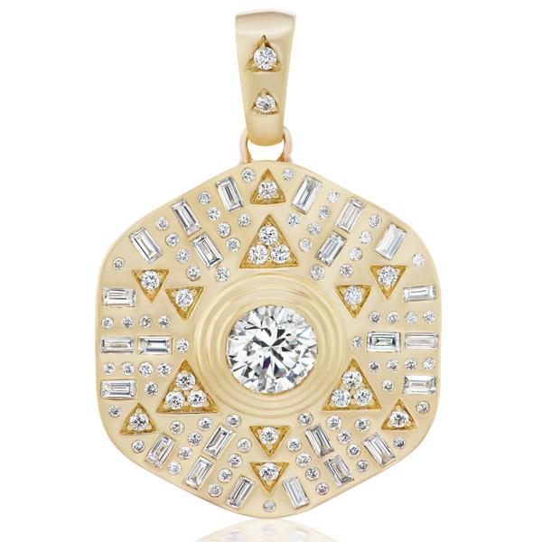Harwell Godfrey Stardust pendant