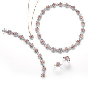 J Fine Twilight collection argyle diamond jewelry