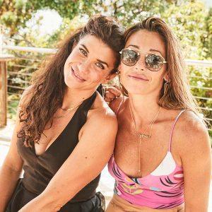 Kimberly Haisch and Gabriela Langone
