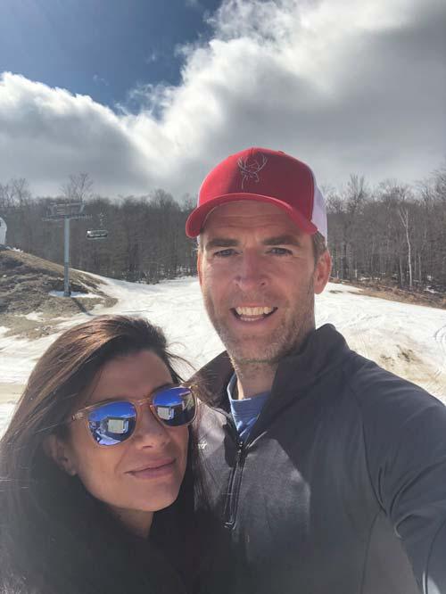 Kimberly Haisch and husband Rob