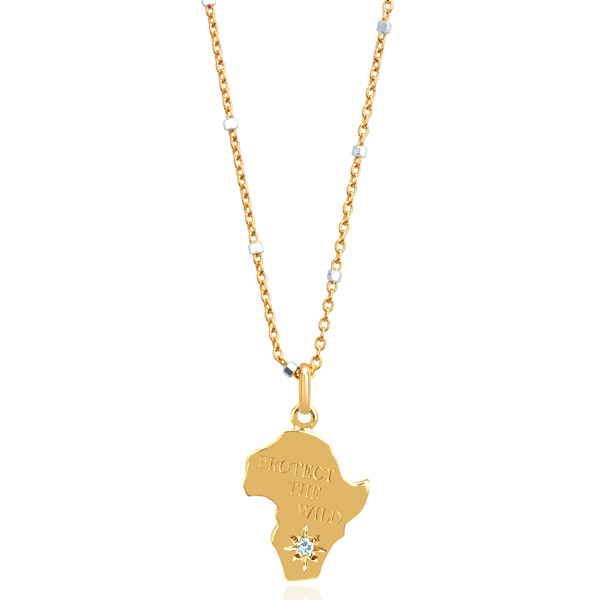 Logan Hollowell Wild Africa necklace