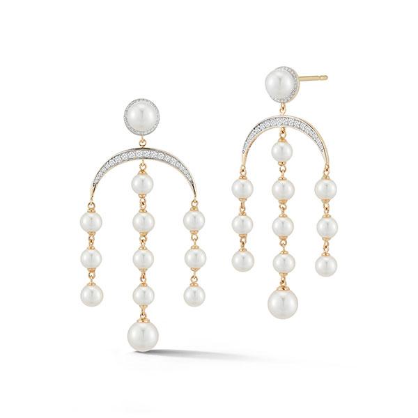 Mateo pearl earrings