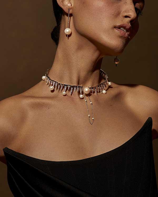 NDC diamond jewelry trends diamonds pearls