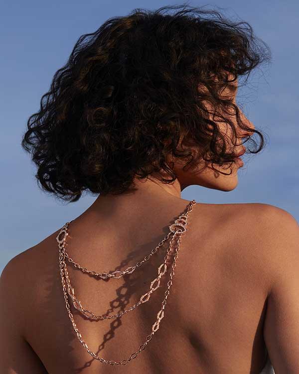 NDC diamond jewelry trends heavy chains