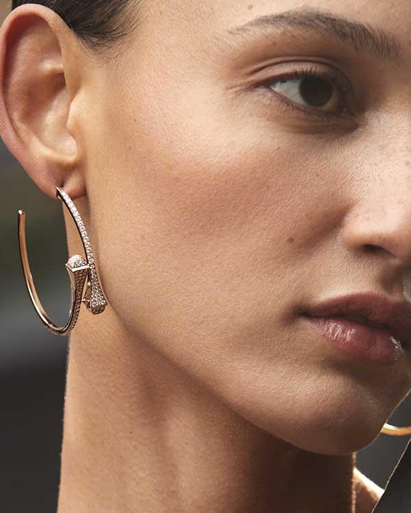 NDC diamond jewelry trends new hoops