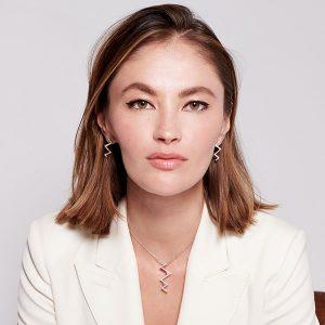 Olga Pekarevskaia founder and CEO of Maya Gemstones