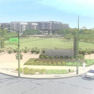 Paradise Valley Mall renovation