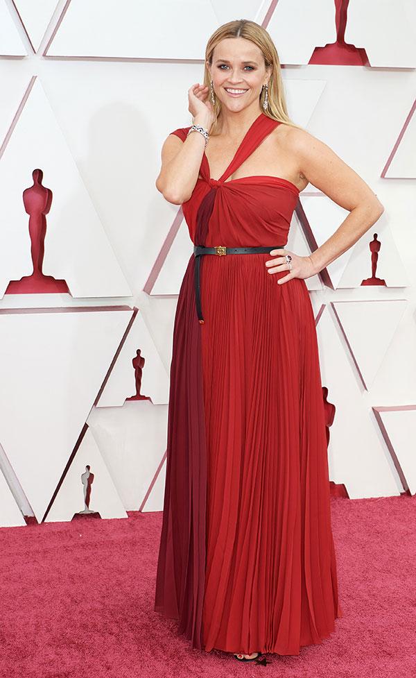 Reese 2021 Oscars