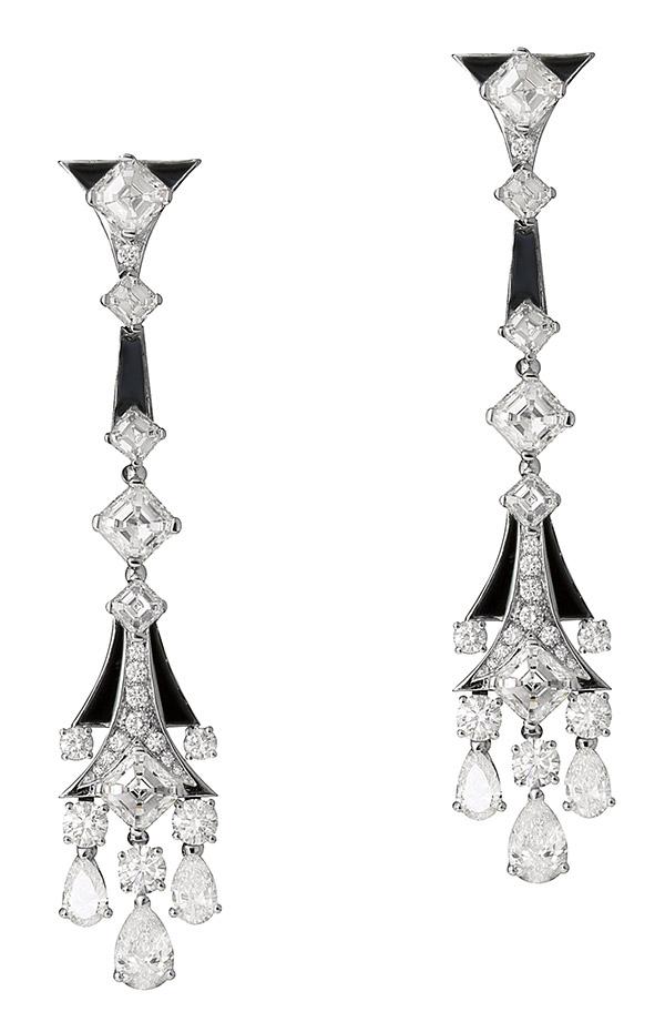 Reese Bulgari Earrings