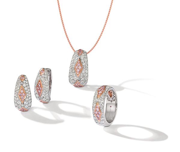 Scott West Argyle diamond Twilight collection jewelry