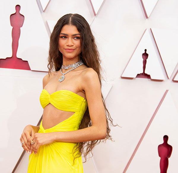 Zendaya 2021 Oscars